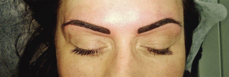 kosmetolog olkusz makijąz permanentny brwi depilacja laserowa light sheer